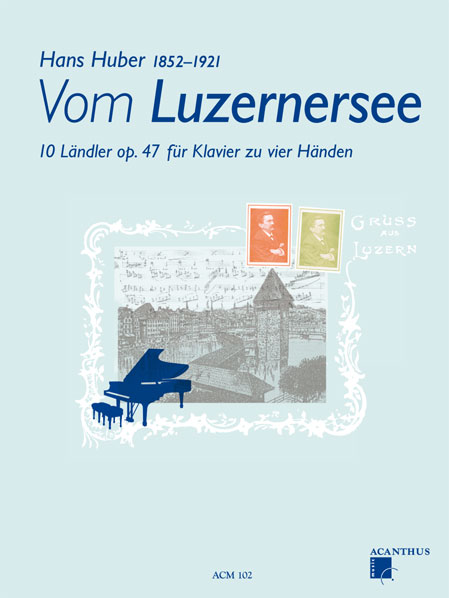 """Au lac de Lucerne"" (incl CD)"