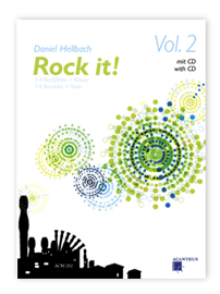 Rock it! Vol. 2 avec CD