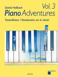 Piano Adventures Vol. 3