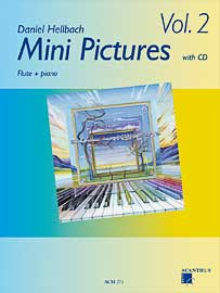 Mini Pictures Vol. 2 avec CD