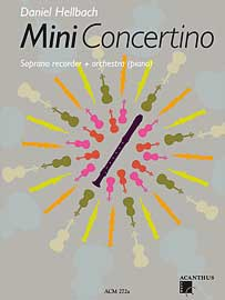 Mini Concertino met cd