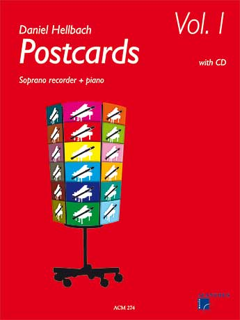 Postcards Vol. 1 (met CD)