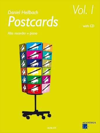 Postcards Vol. 1 (inkl. CD)