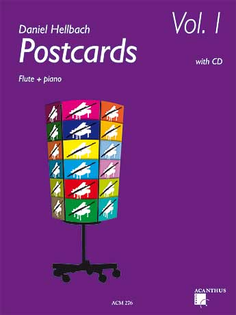 Postcards Vol. 1 (Incl. CD)