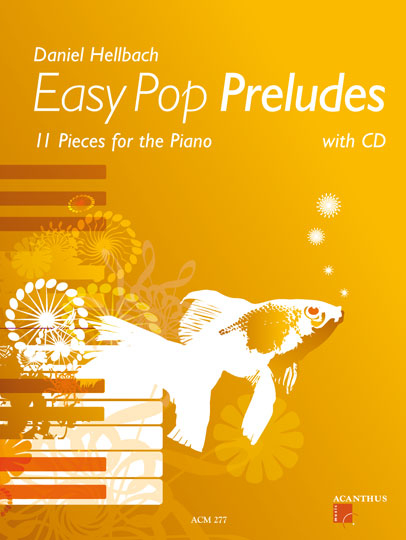 Easy Pop Preludes (with CD)