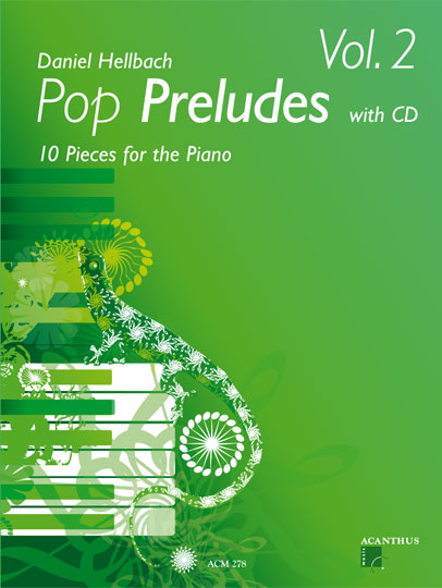 Pop Preludes Vol. 2 (with CD)