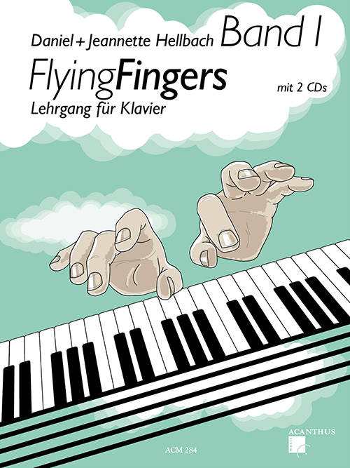 Flying Fingers Vol. 1 (incl. 2 CDs)