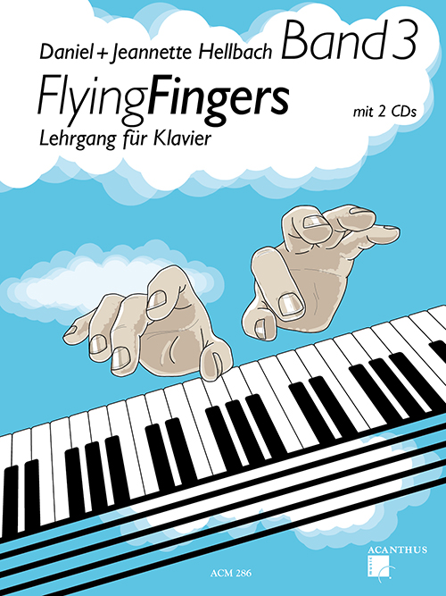 Flying Fingers Band 3 (inkl. 2 CDs)