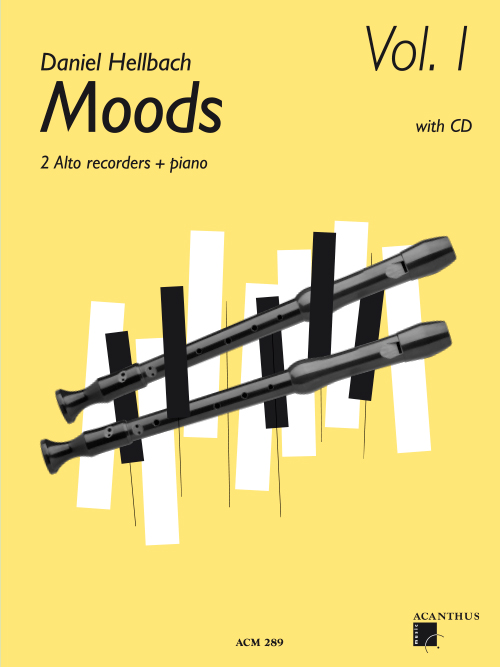 Moods. Vol. 1 (incl. CD)