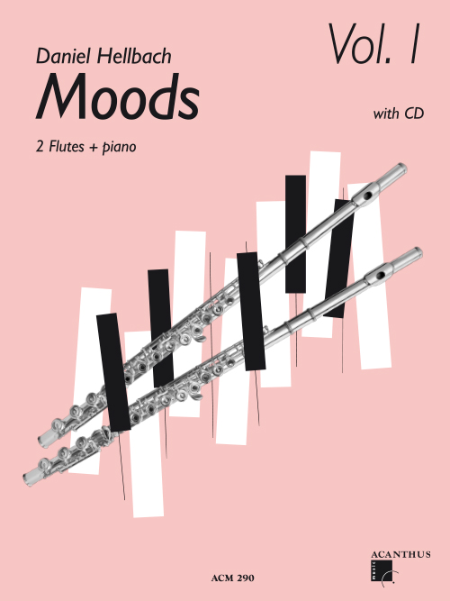 Moods Vol. 1 (incl. CD)