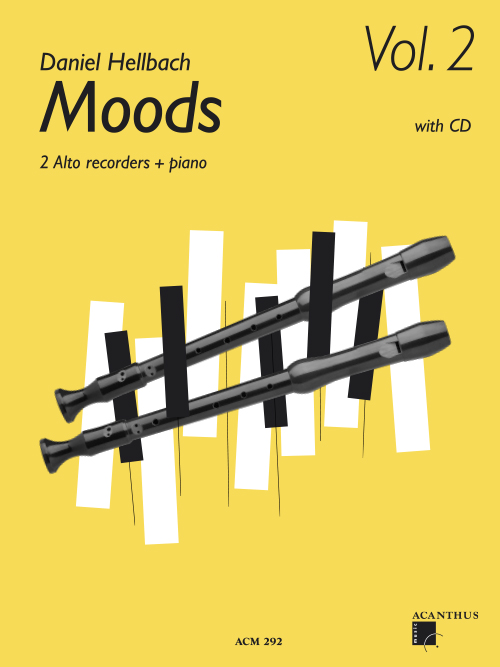 Moods. Vol. 2 (incl. CD)