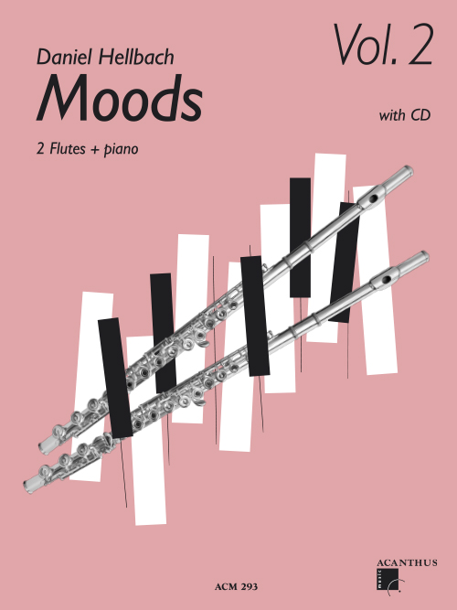Moods Vol. 2 (incl. CD)