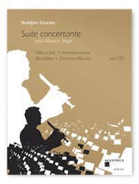 Suite concertante, Musik zu <br /><strong>Tino Flautino</strong>