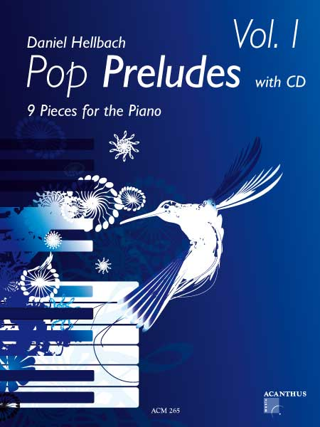 Pop Preludes Vol. 1 (incl. CD)