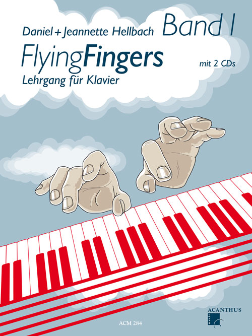 Flying Fingers Deel 1 (incl. 2 CDs)