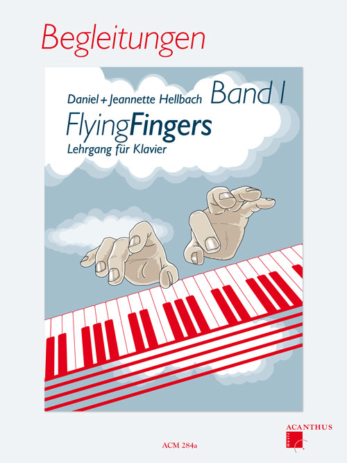 Flying Fingers Band 1, ACCOMPANIMENTS