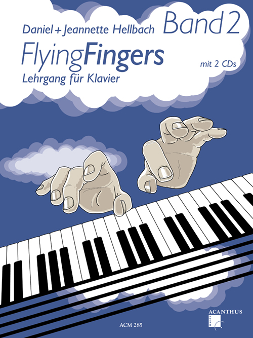 Flying Fingers Band 2 (inkl. 2 CDs)