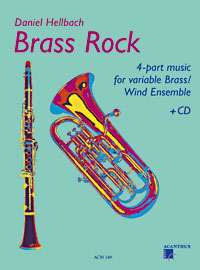 Brass Rock with CD
