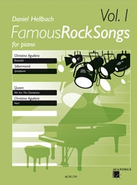 Famous Rock Songs Vol. 1