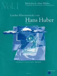 Hans Huber, 18 piano pieces