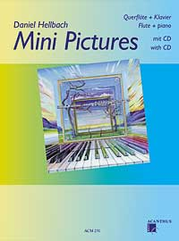 Mini Pictures Vol. 1 mit CD