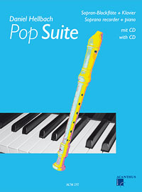 Pop Suite mit CD