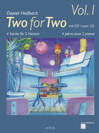 Two for Two Vol. 1 with CD