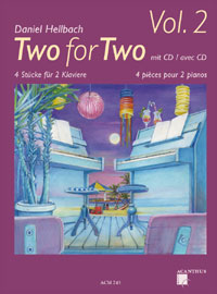 Two for Two Vol. 2 with CD