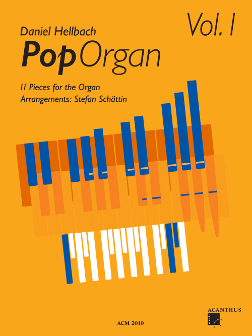 Pop Organ Vol. 1